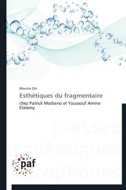 ESTHETIQUES DU FRAGMENTAIRE
