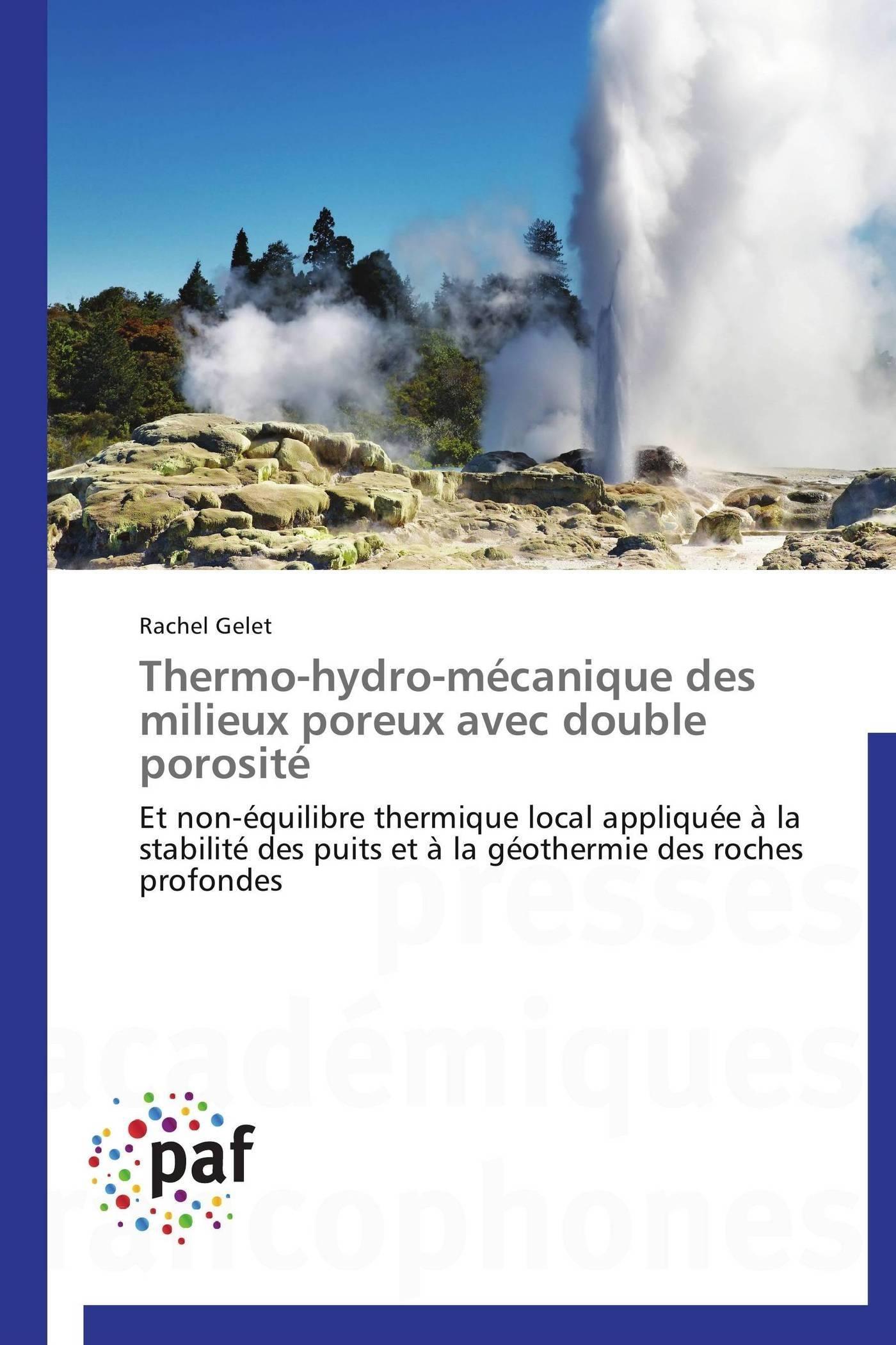 THERMO-HYDRO-MECANIQUE DES MILIEUX POREUX AVEC DOUBLE POROSITE