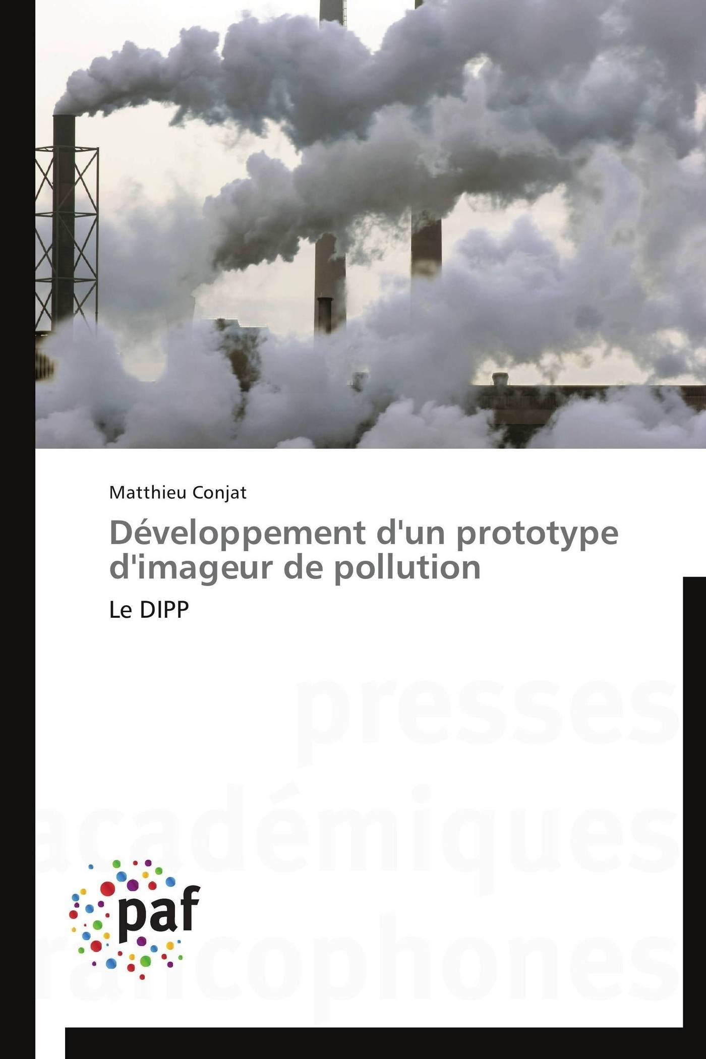 DEVELOPPEMENT D'UN PROTOTYPE D'IMAGEUR DE POLLUTION