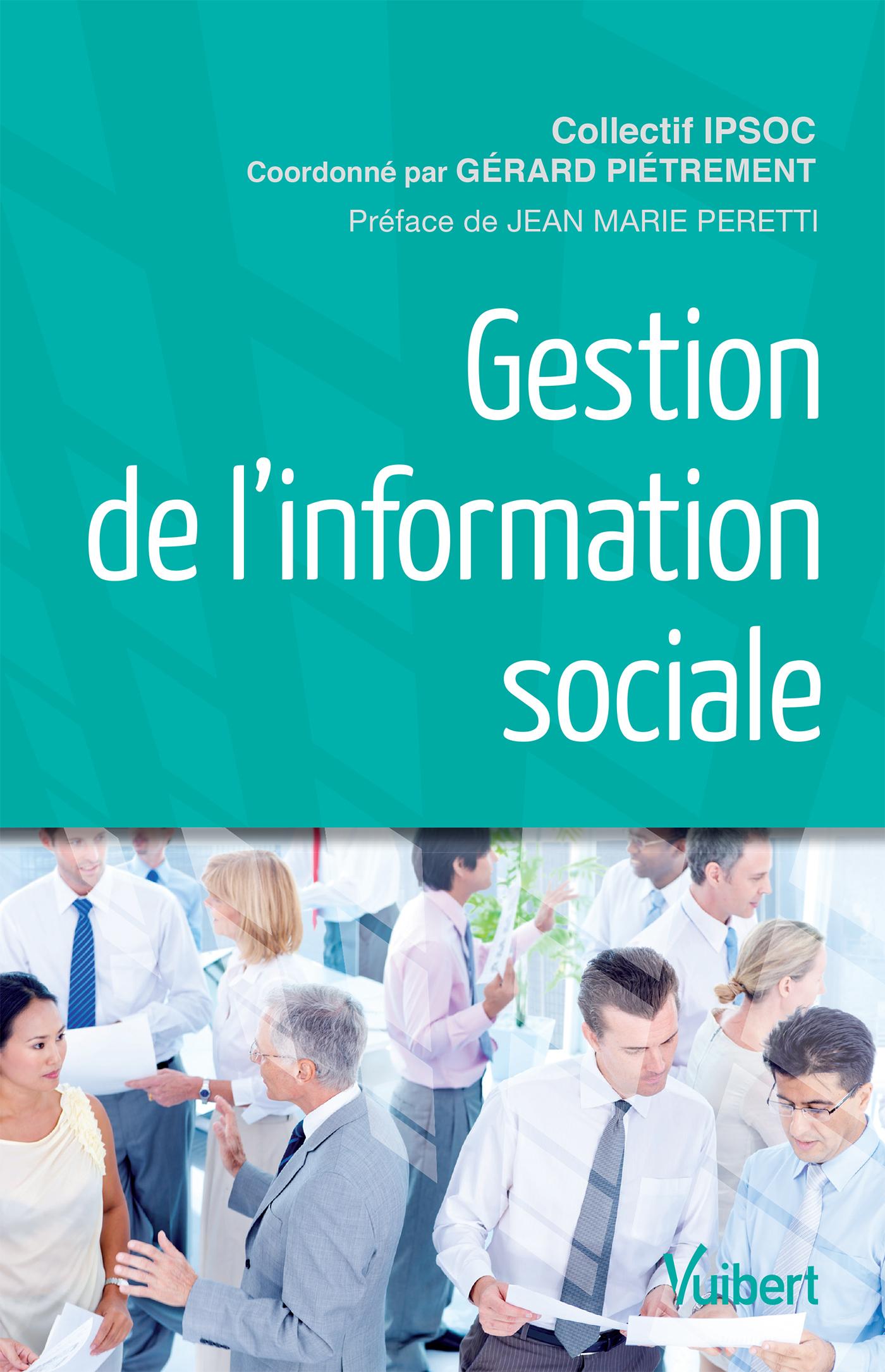 GESTION DE L'INFORMATION SOCIALE