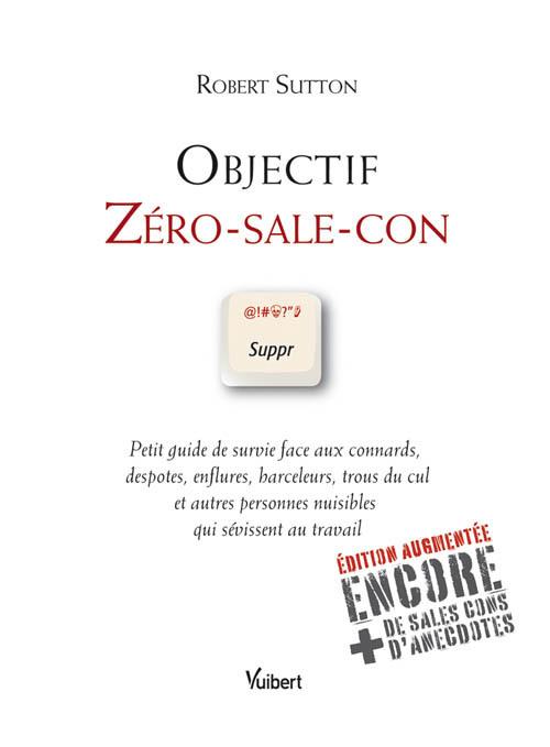 OBJECTIF ZERO-SALE-CON 2E EDT