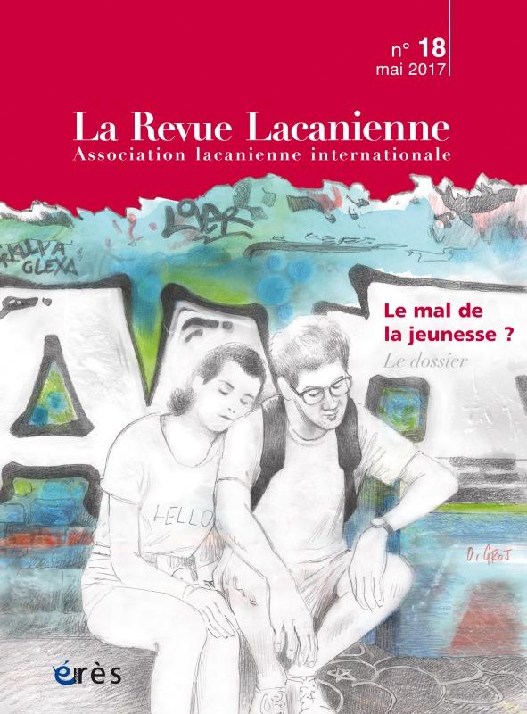 REVUE LACANIENNE 18 - LE MAL DE LA JEUNESSE