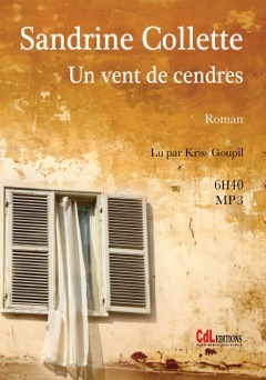 UN VENT DE CENDRES (1CD MP3)