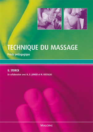 TECHNIQUE DU MASSAGE PRECIS PEDAGOGIQUE