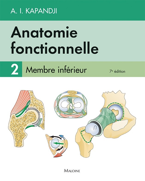 ANATOMIE FONCTIONNELLE T2 7E ED.