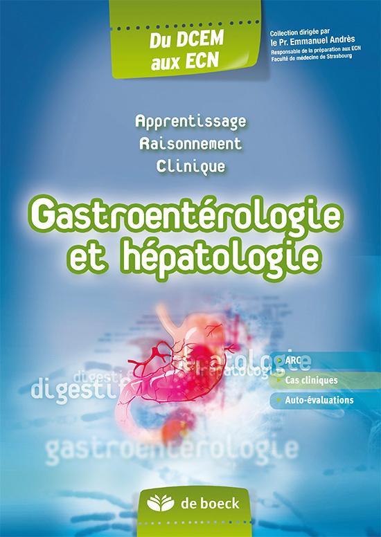 GASTROENTEROLOGIE ET HEPATOLOGIE