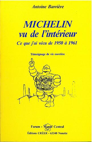 MICHELIN VU DE L'INTERIEUR
