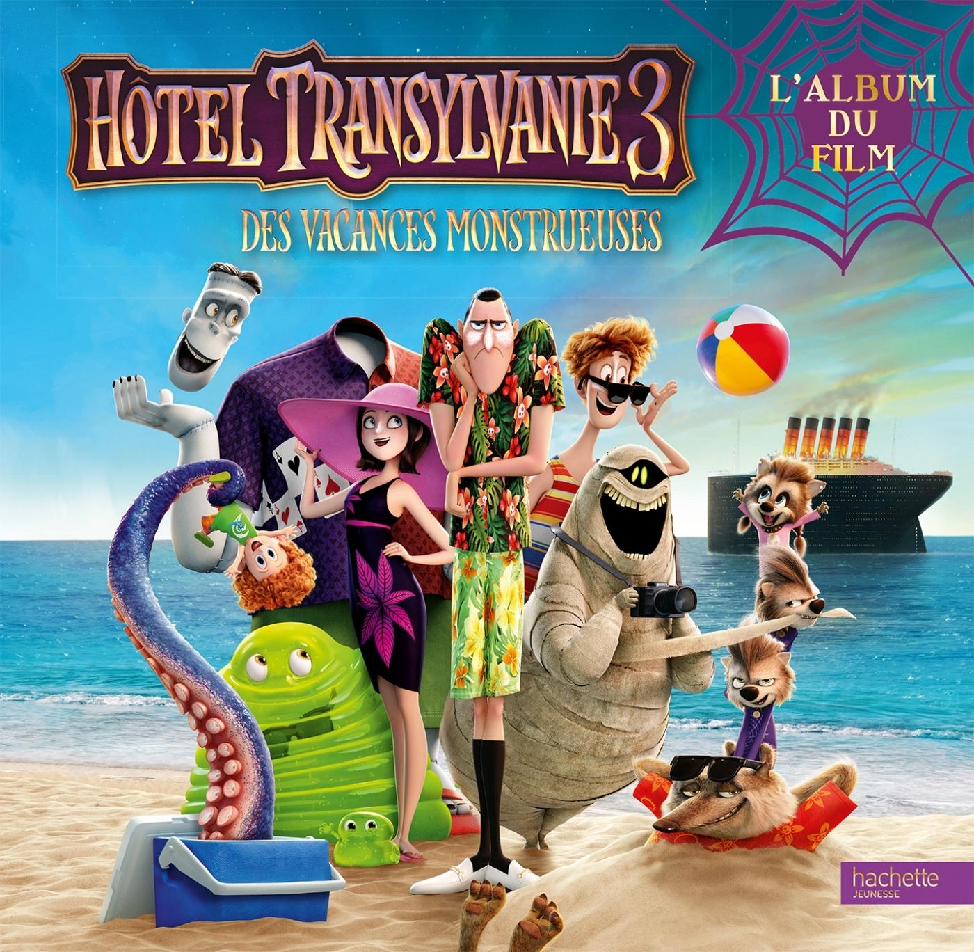 HOTEL TRANSYLVANIE - ALBUM DU FILM