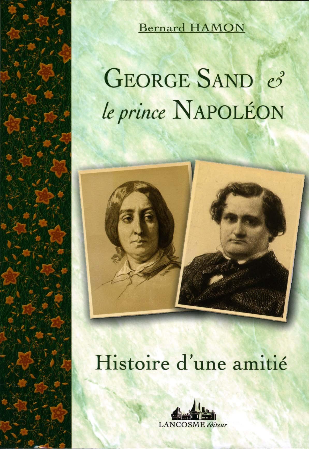 G. SAND& PRINCE NAPOLEON-LIVRE