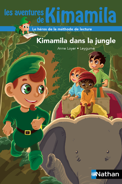 KIMAMILA DANS LA JUNGLE