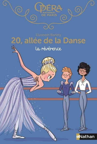 20 ALLEE DE LA DANSE - TOME 11 LA REVERENCE