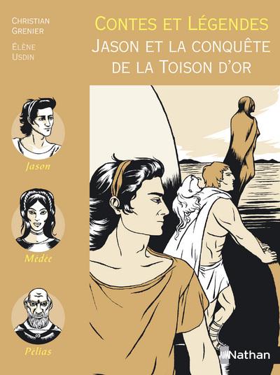 C & L JASON ET LA TOISON D'OR