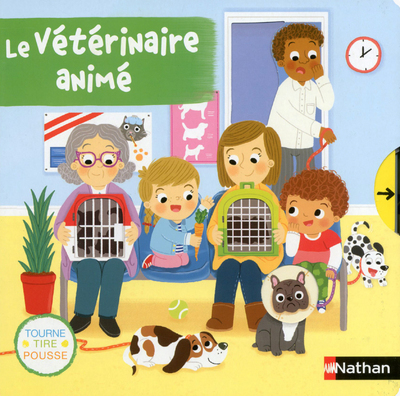 LE VETERINAIRE ANIME