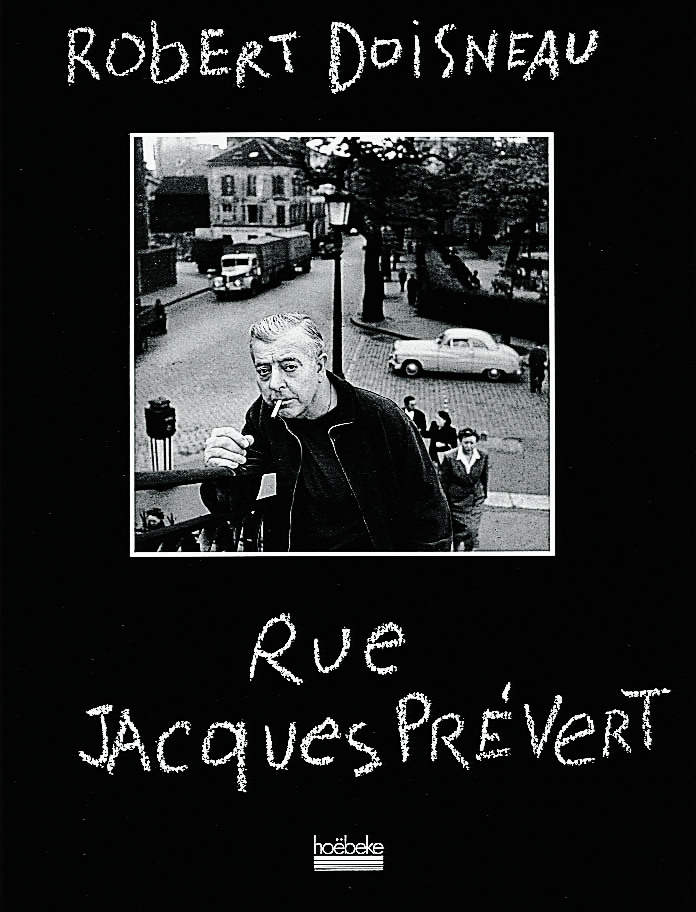 RUE JACQUES PREVERT