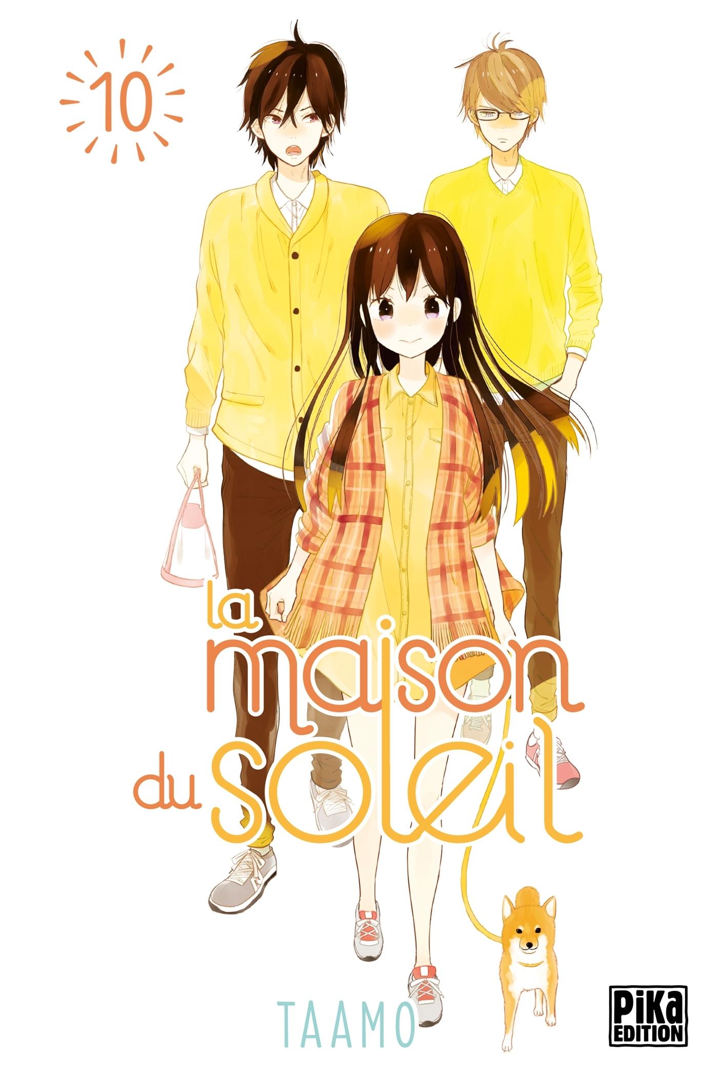 LA MAISON DU SOLEIL T10
