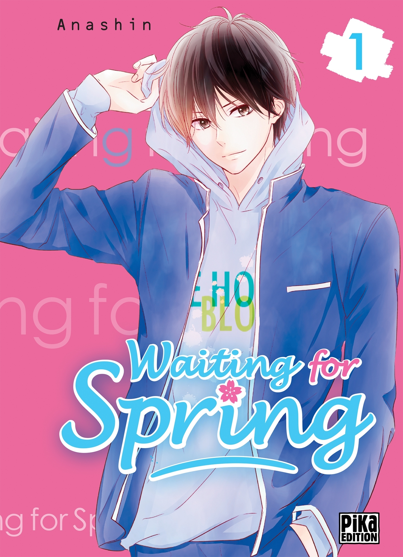 WAITING FOR SPRING T01