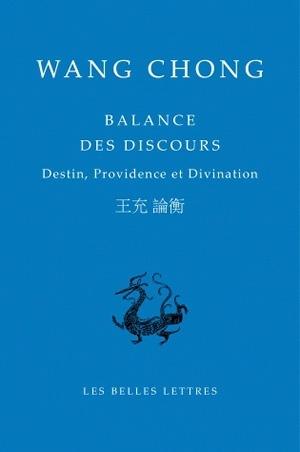 BALANCE DES DISCOURS