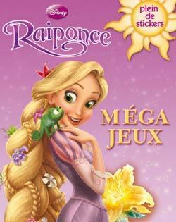 RAIPONCE, MEGA JEUX