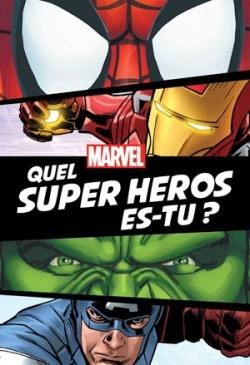 QUEL SUPER HEROS ES-TU ?