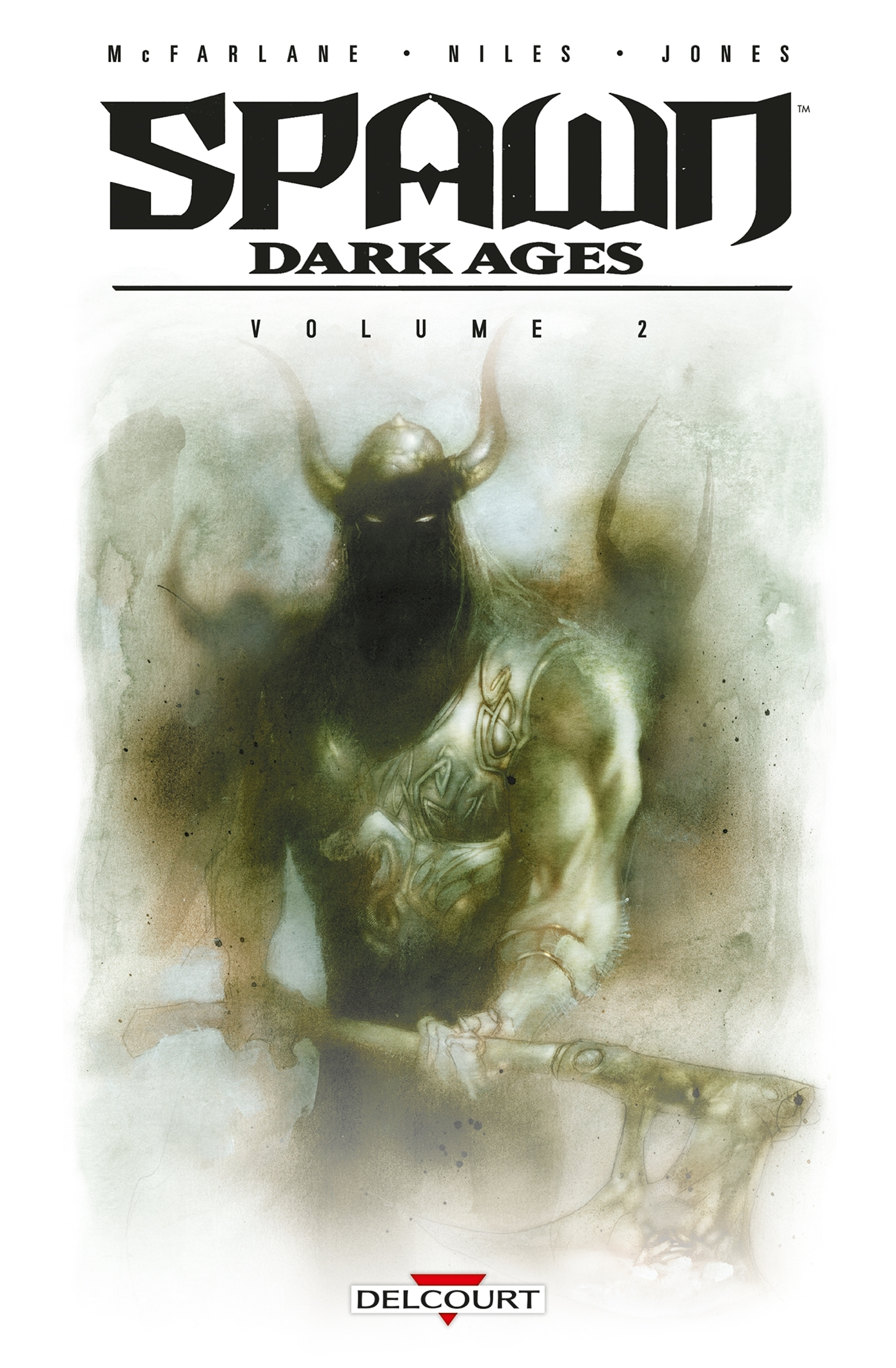 2 - SPAWN DARK AGES - VOLUME II