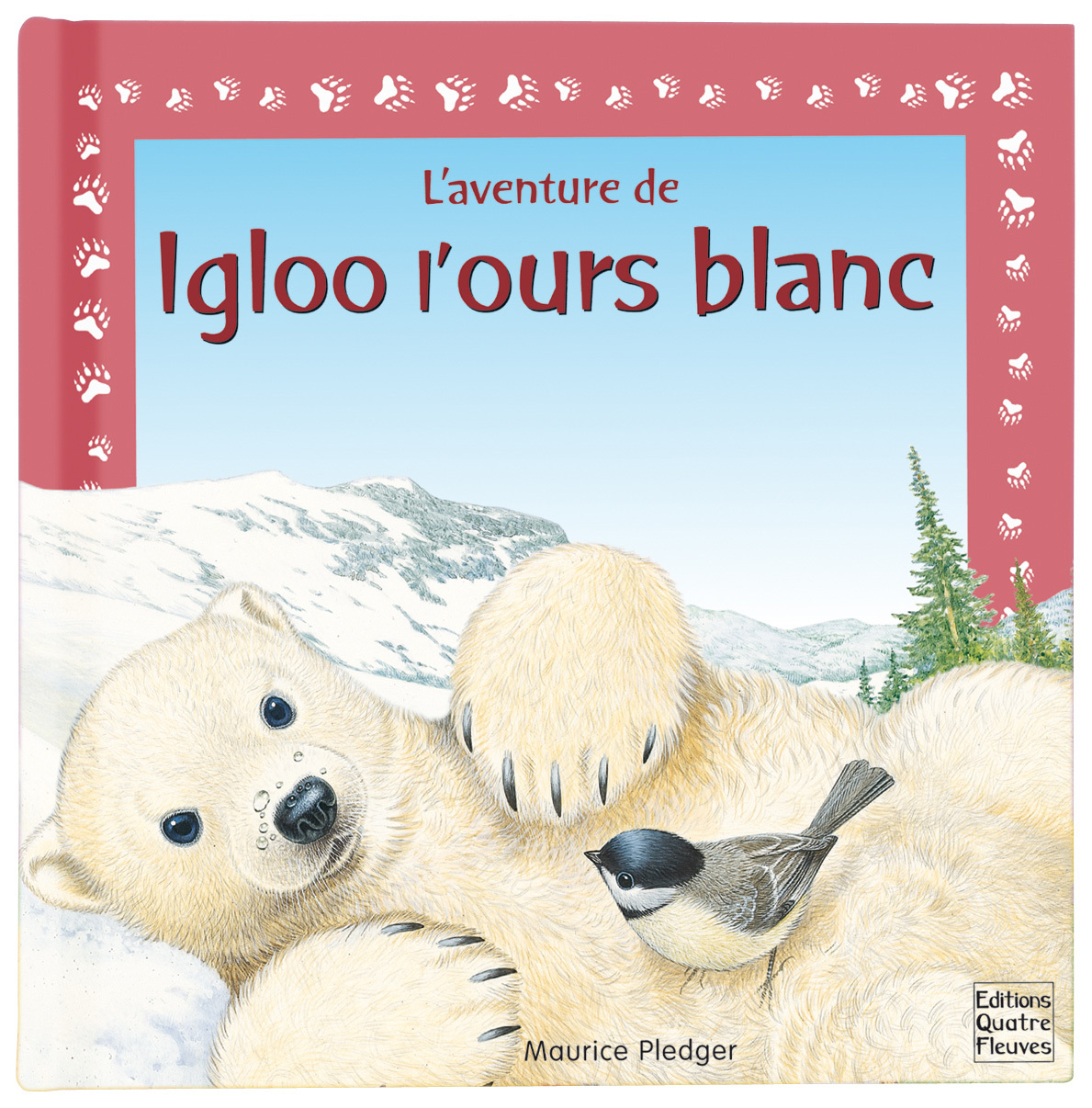 IGLOO OURS BLANC
