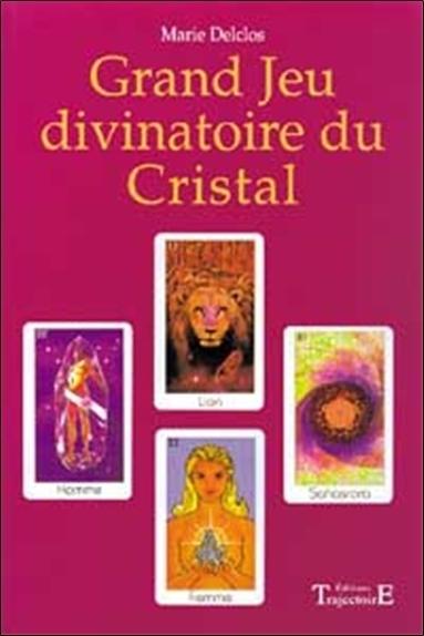 ORACLE CRISTAL GRAND JEU DIVINATOIRE