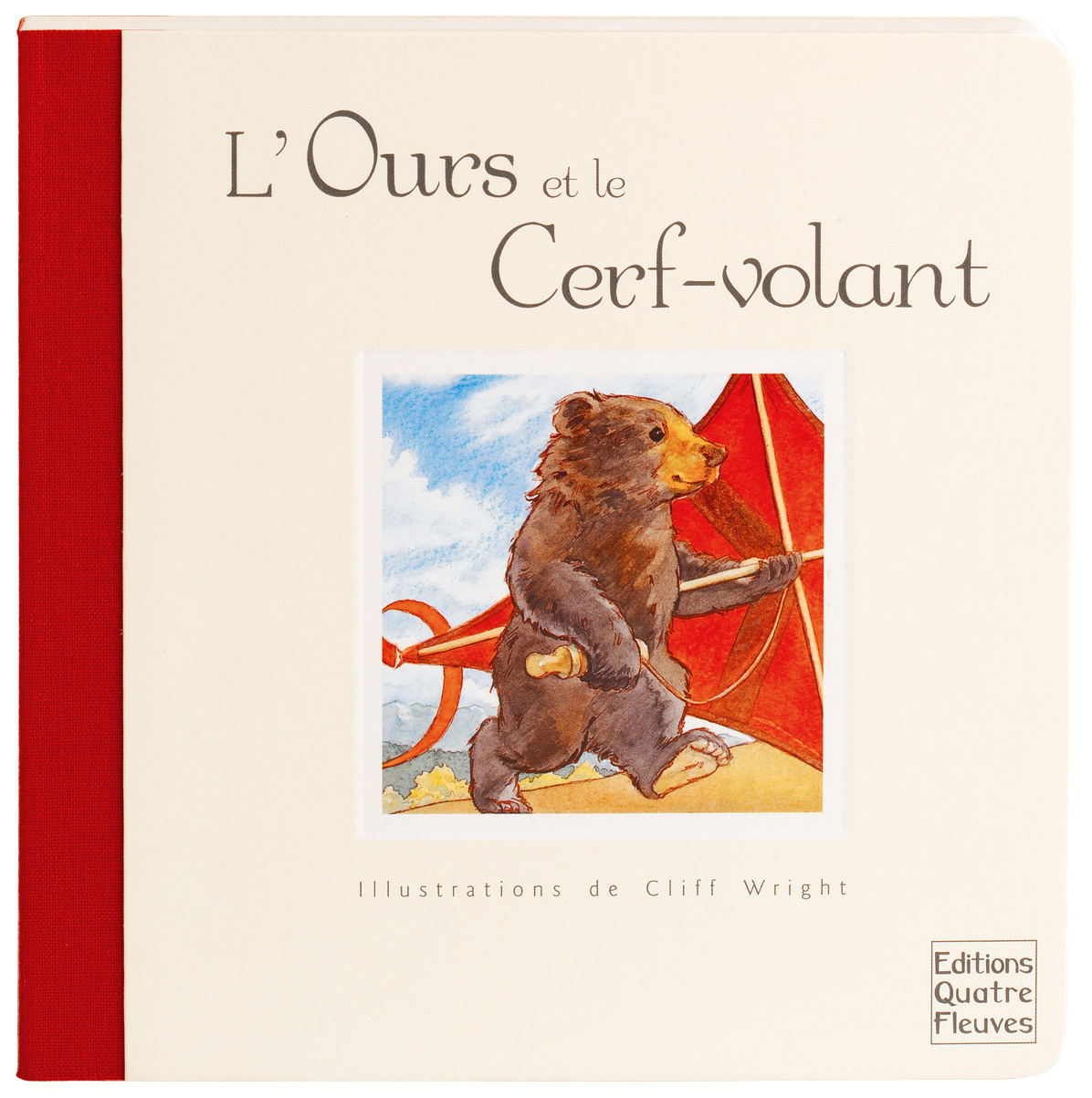 OURS CERF-VOLANT
