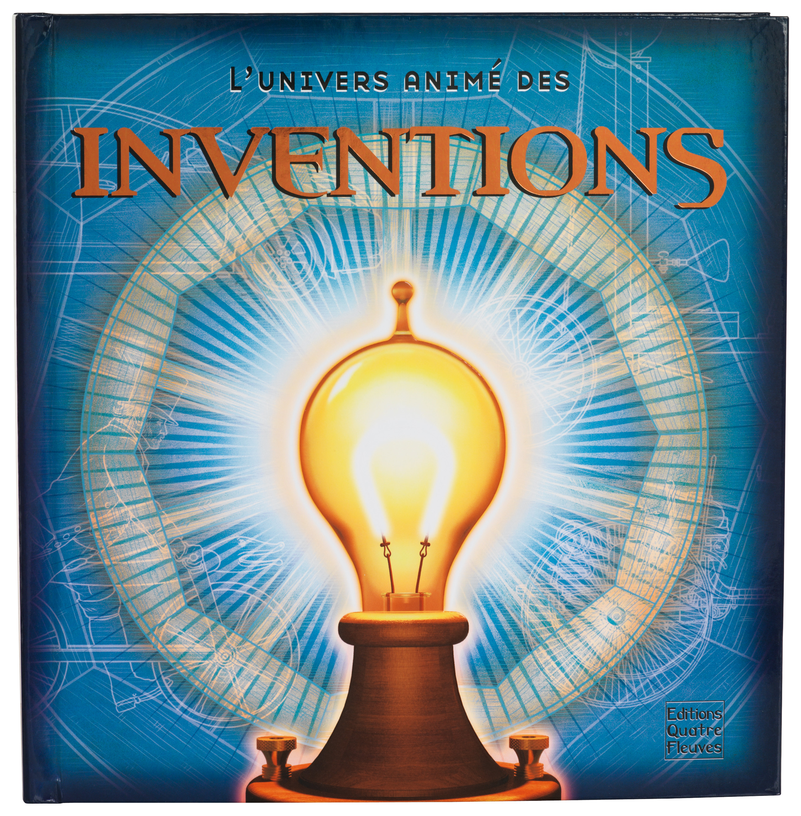UNIVERS ANIME DES INVENTIONS