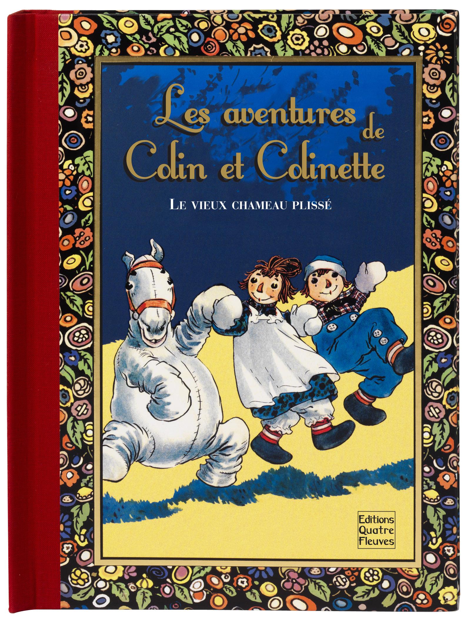 HISTOIRES DE COLIN ET COLINETTE