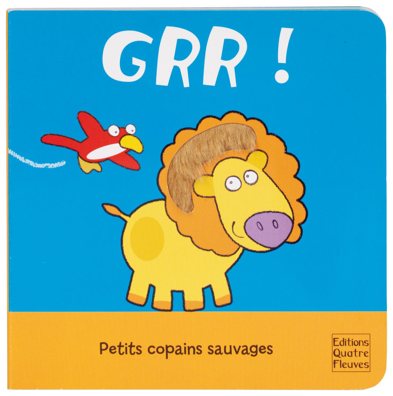 GRR ! (LION)