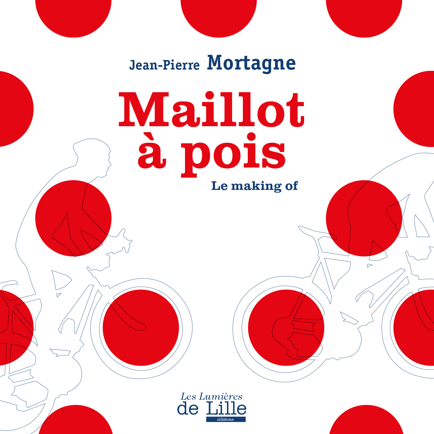MAILLOT A POIS LE MAKING OF