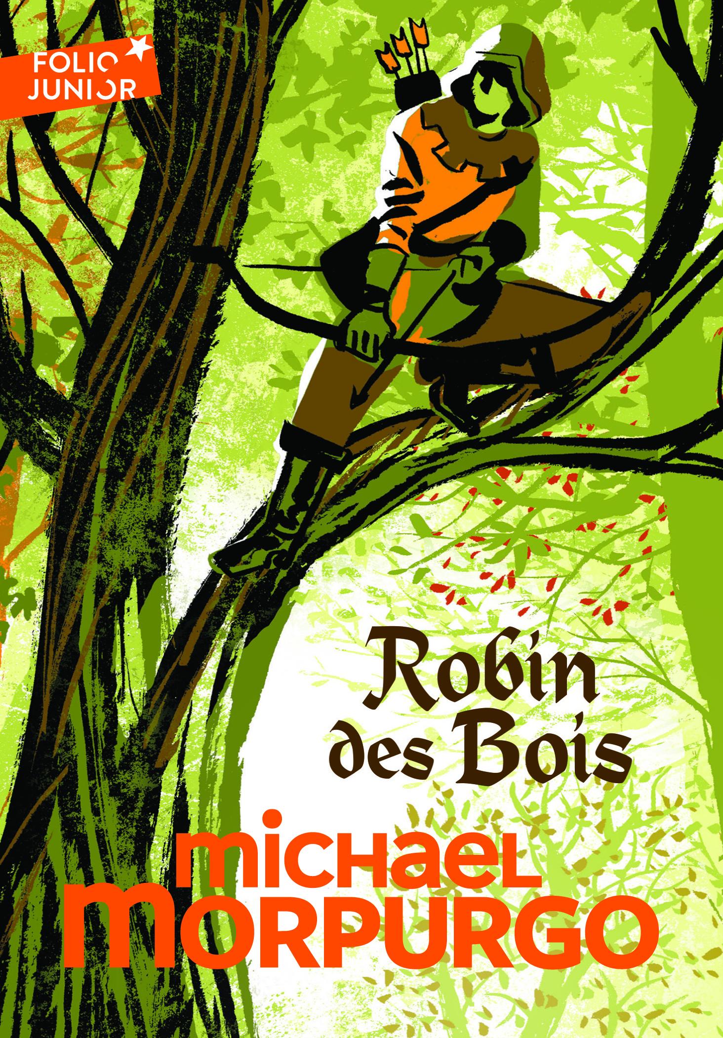 FOLIO JUNIOR - ROBIN DES BOIS