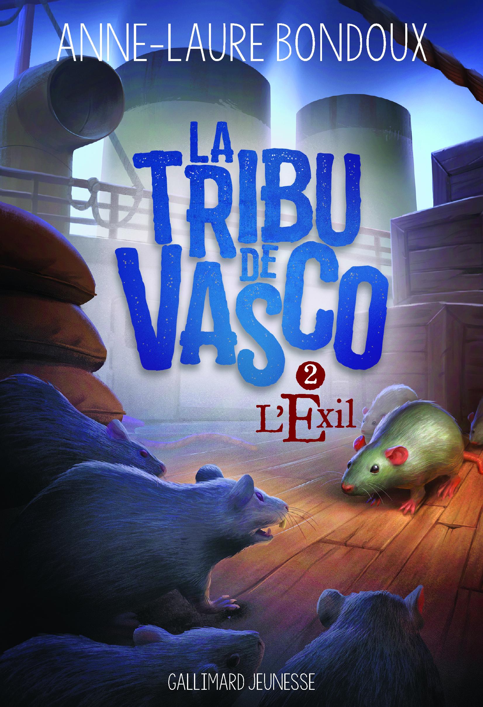 LA TRIBU DE VASCO 2