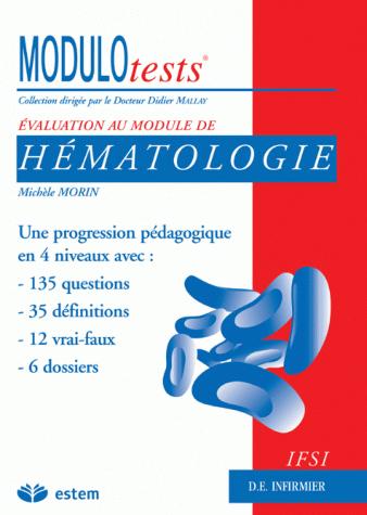 HEMATOLOGIE MODULOTESTS