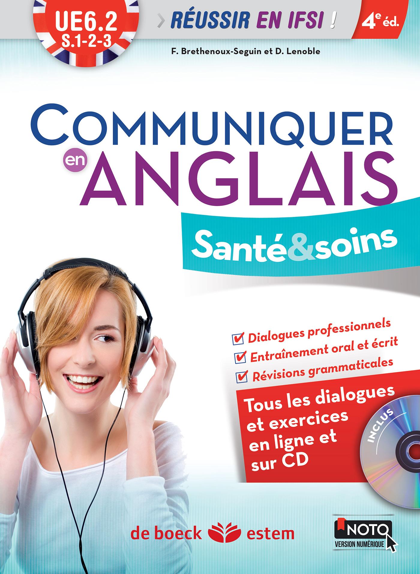 UE 6.2 COMMUNIQUER EN ANGLAIS