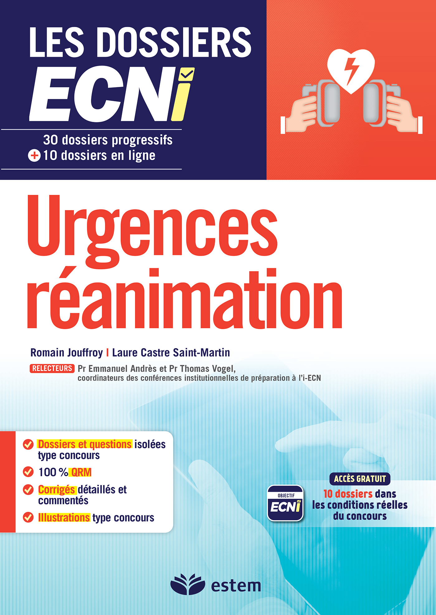 ECNI URGENCES REANIMATION