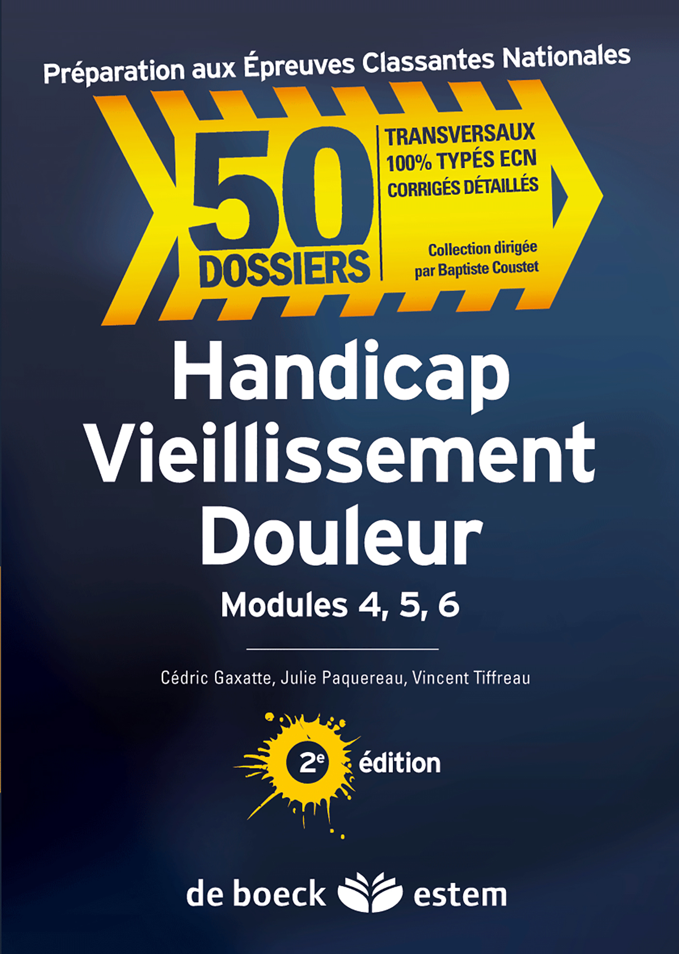 HANDICAP VIEILLISSEMENT DOULEUR 2ED