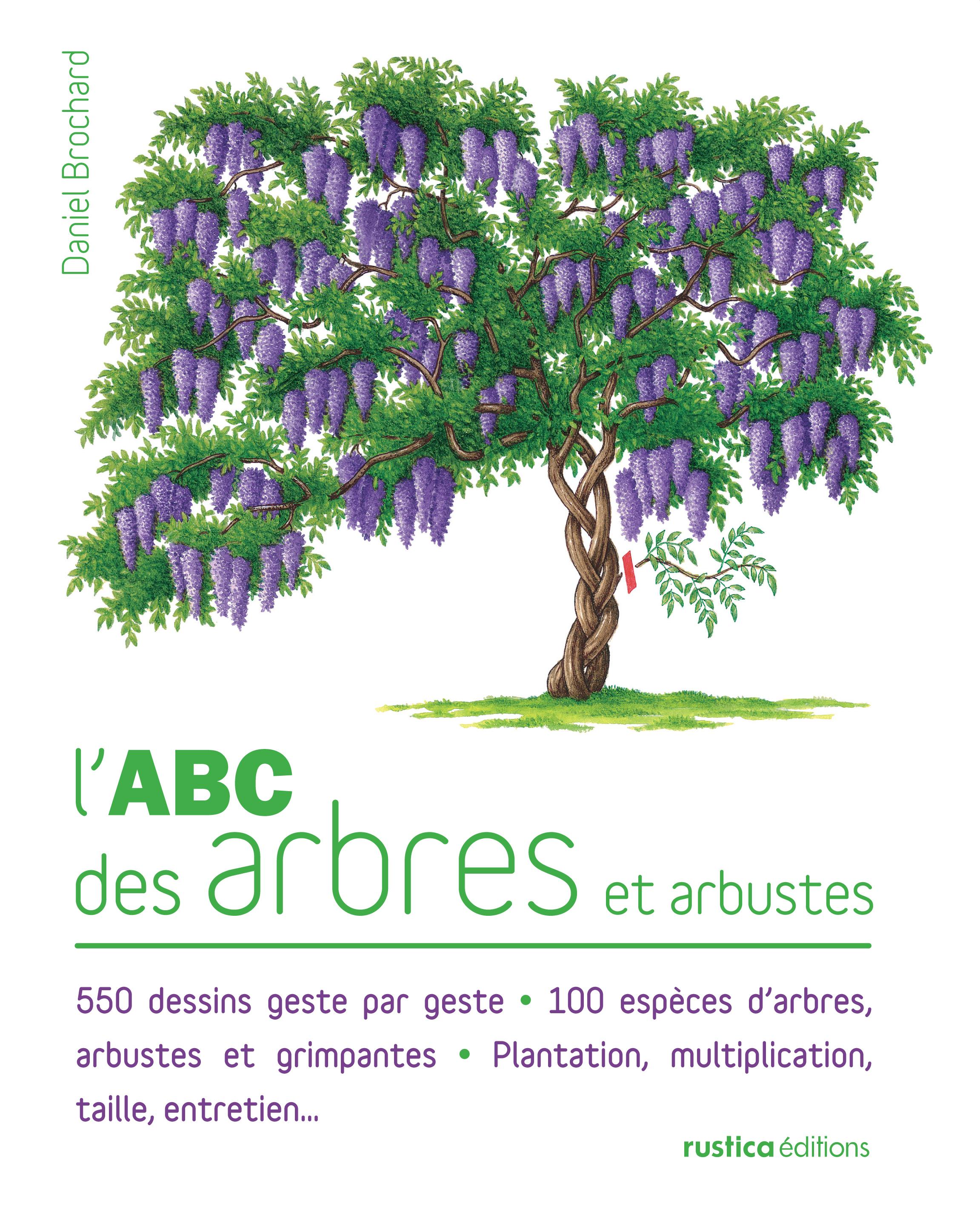 L'ABC DES ARBRES ET ARBUSTES DU JARDIN