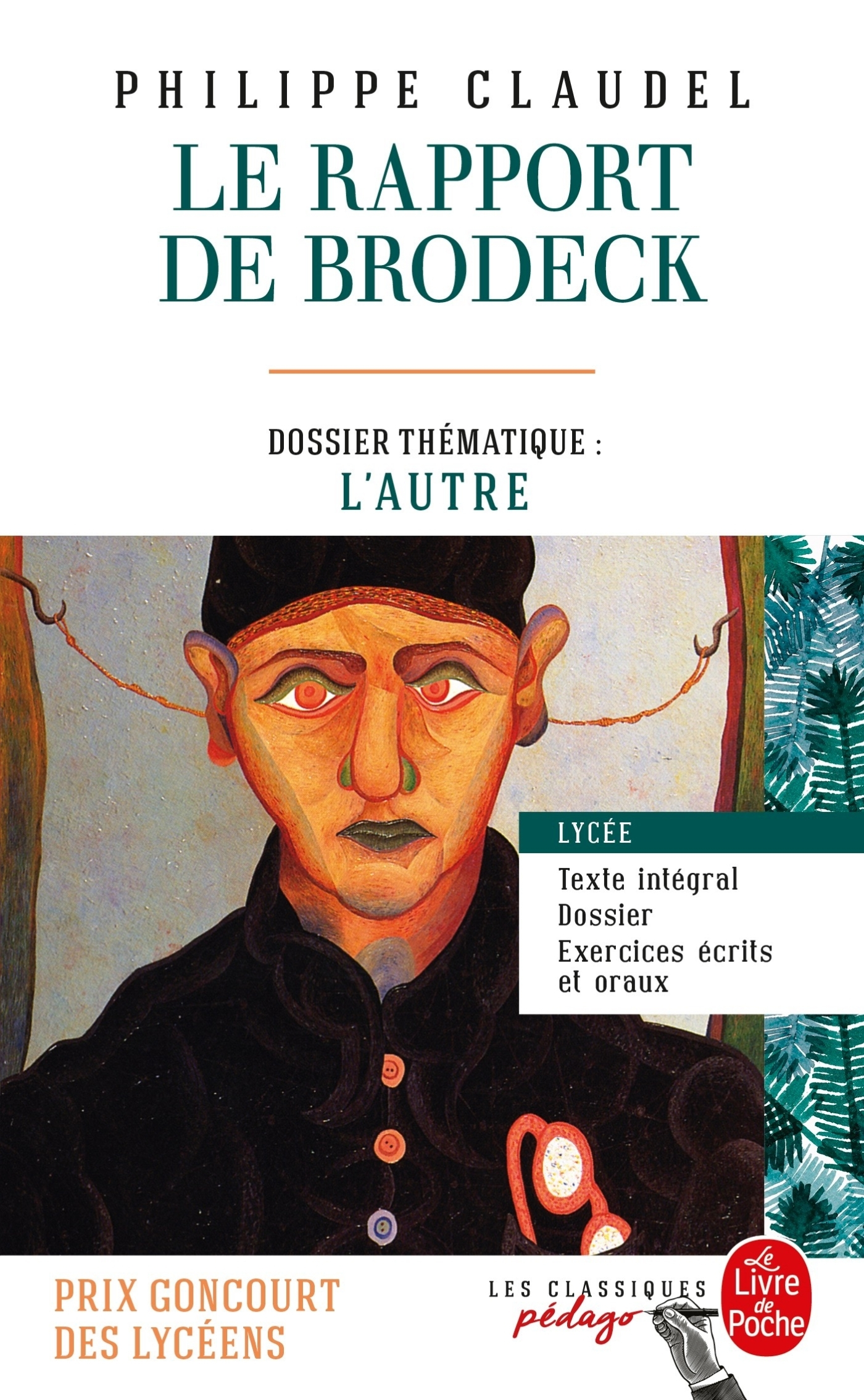 LE RAPPORT DE BRODECK (EDITION PEDAGOGIQUE)