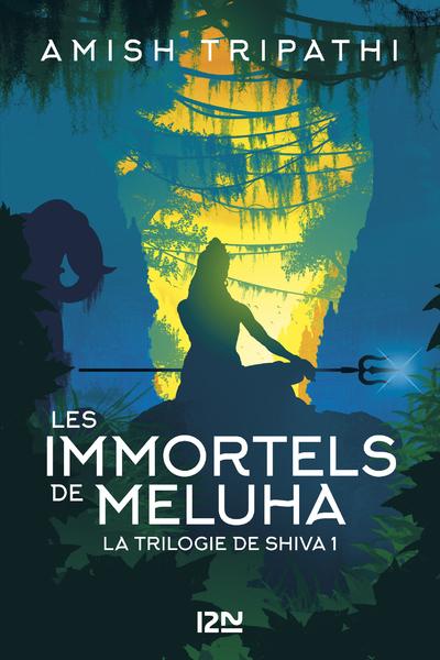 LA TRILOGIE DE SHIVA - TOME 1 LES IMMORTELS DE MELUHA