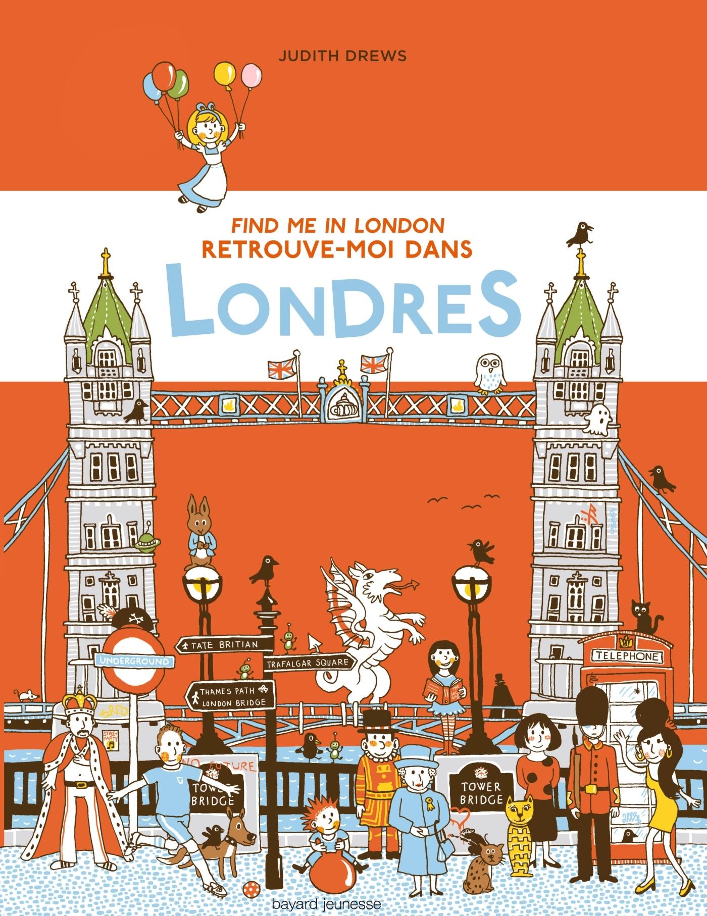 RETROUVE-MOI DANS LONDRES