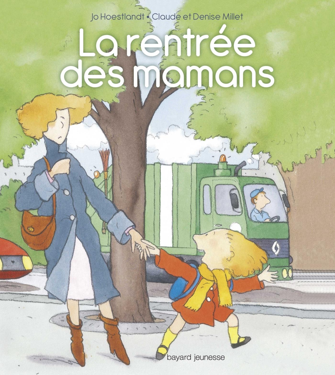 LA RENTREE DES MAMANS