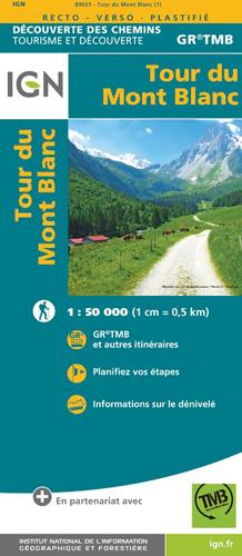 89025 TOUR DU MONT-BLANC