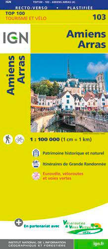 TOP100103 AMIENS / ARRAS