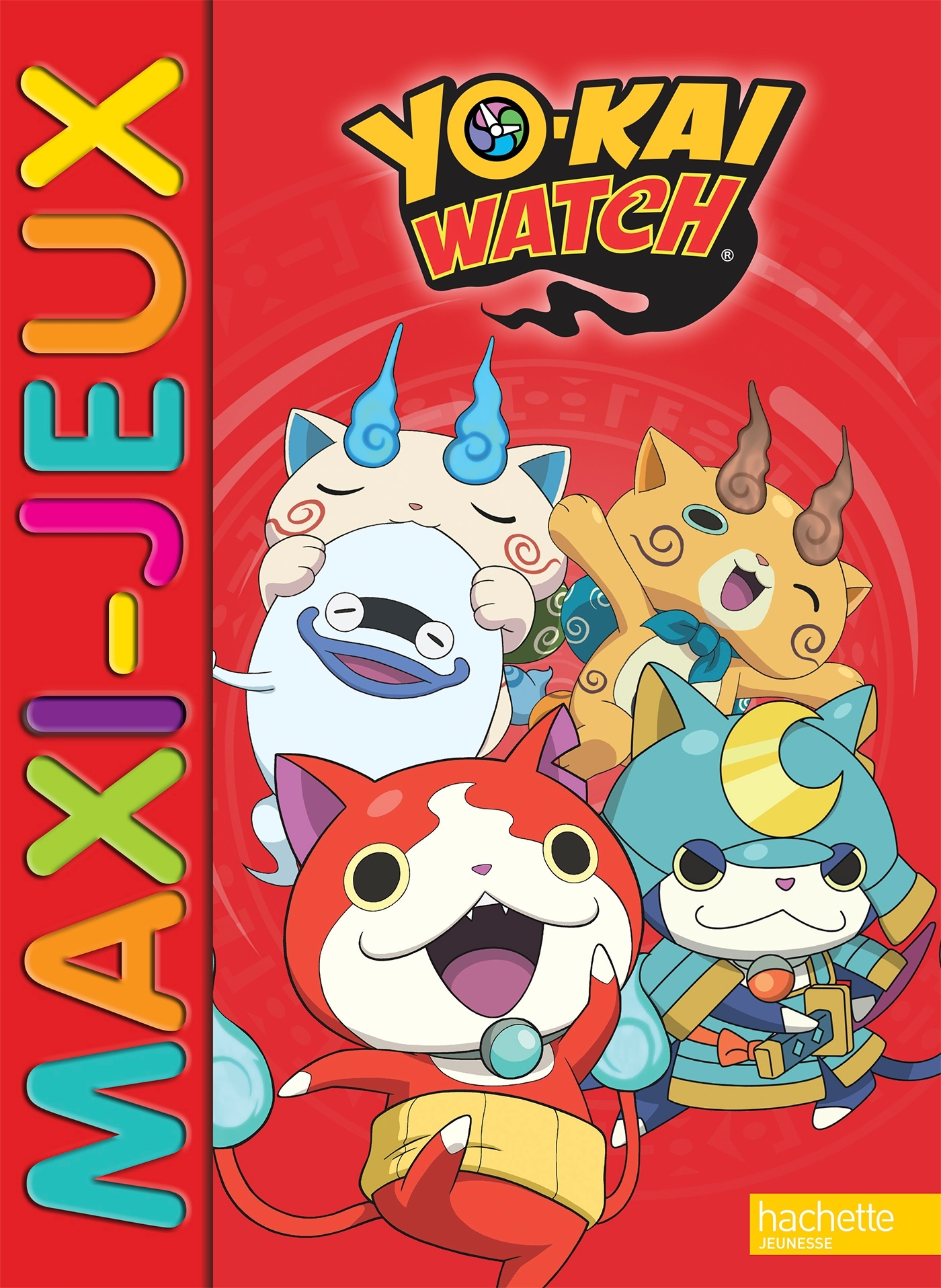 YO-KAI WATCH - MAXI JEUX