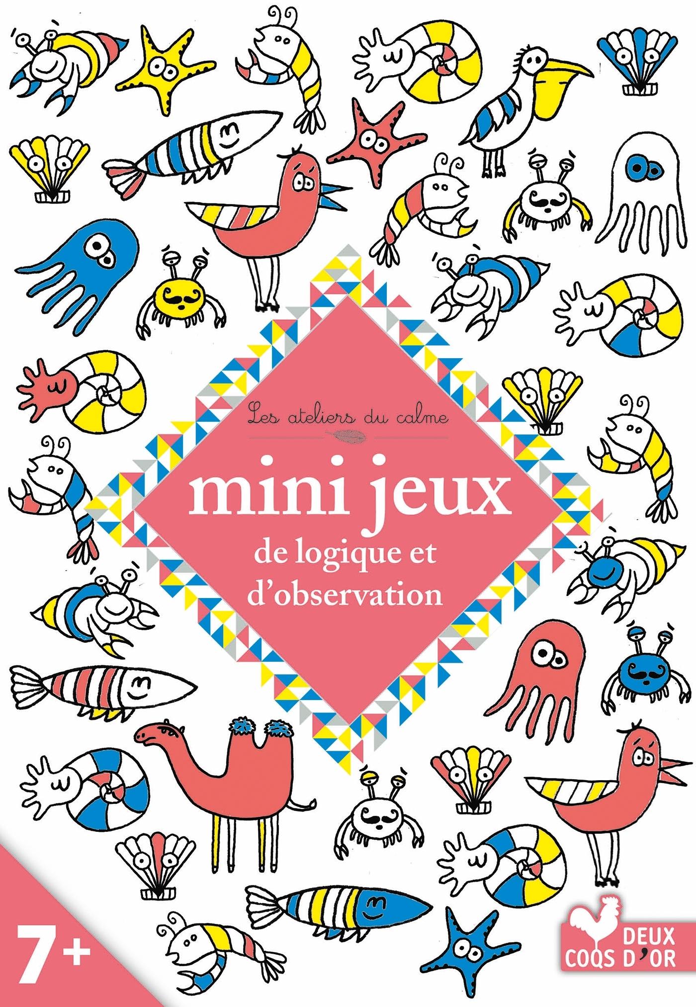 ADC - MINI-JEUX DE LOGIQUE ET D'OBSERVATION