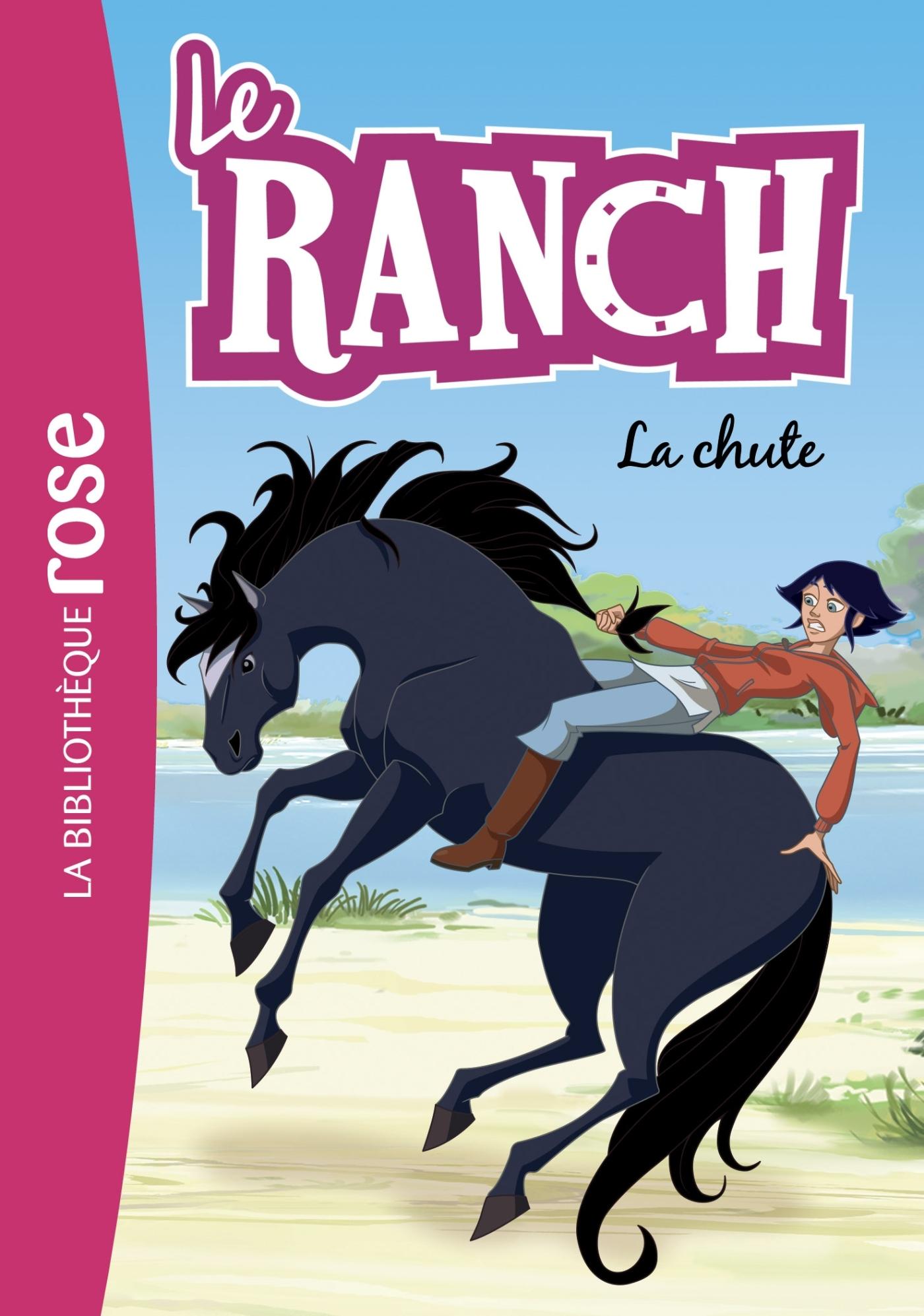 LE RANCH 27 - LA CHUTE