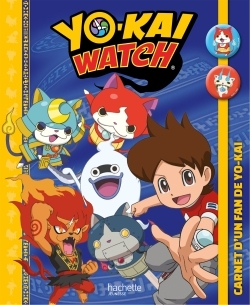 YO-KAI WATCH - CARNET D'UN FAN DE YO-KAI