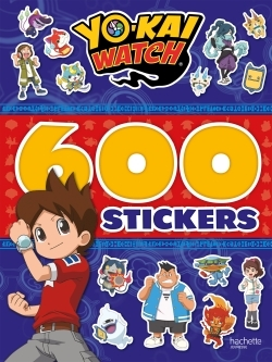 YO-KAI WATCH - 600 STICKERS
