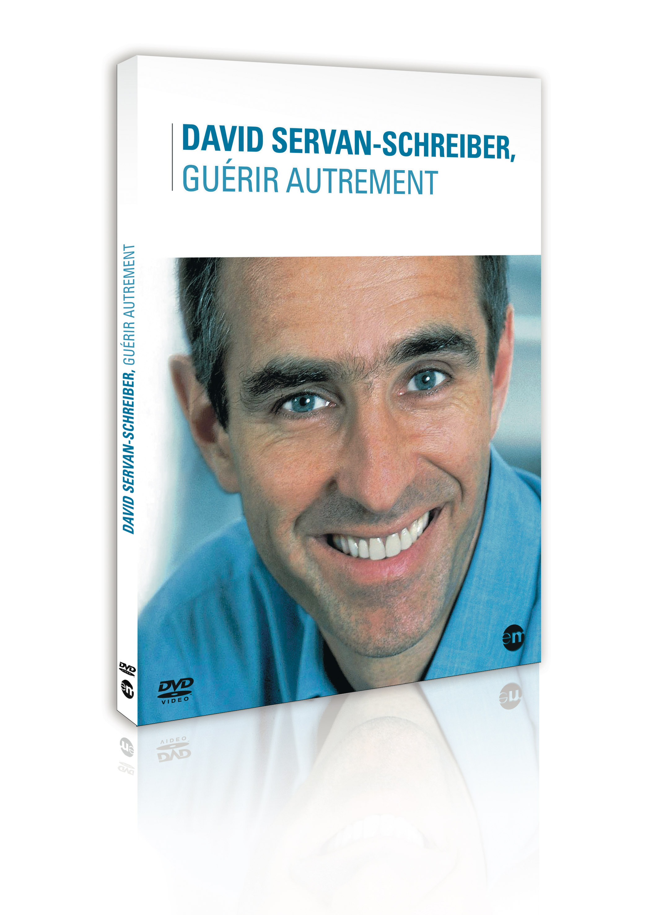 DAVID SERVAN-SHREIBER - DVD  GUERIR AUTREMENT